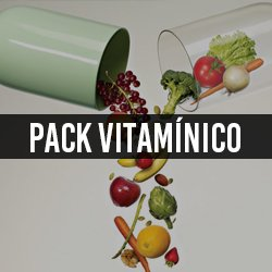 Packs Multivitamínicos