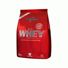Nutri Whey Protein Refil (900g)