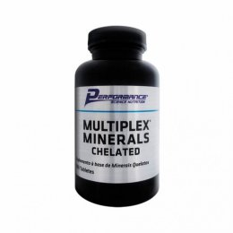Multiplex Minerals Chelated (100 Tabs)