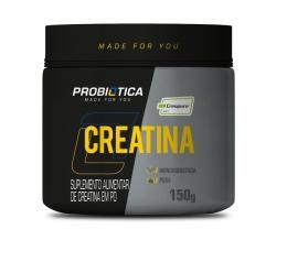 Creatina Creapure 150G - ProbióticaCREATINA CREAPURE 150G