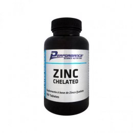 Zinc Chelated (100 Tabs)