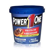 Pasta de Amendoim Chocolate c/Avelã (1.005Kg)