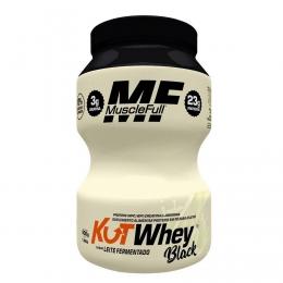 Kut Whey Black - 900g Leite Fermentado - MuscleFull