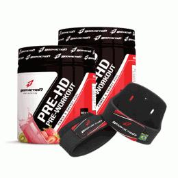 Pre HD (Pre Workout 100g) - 2 unidades - palmar